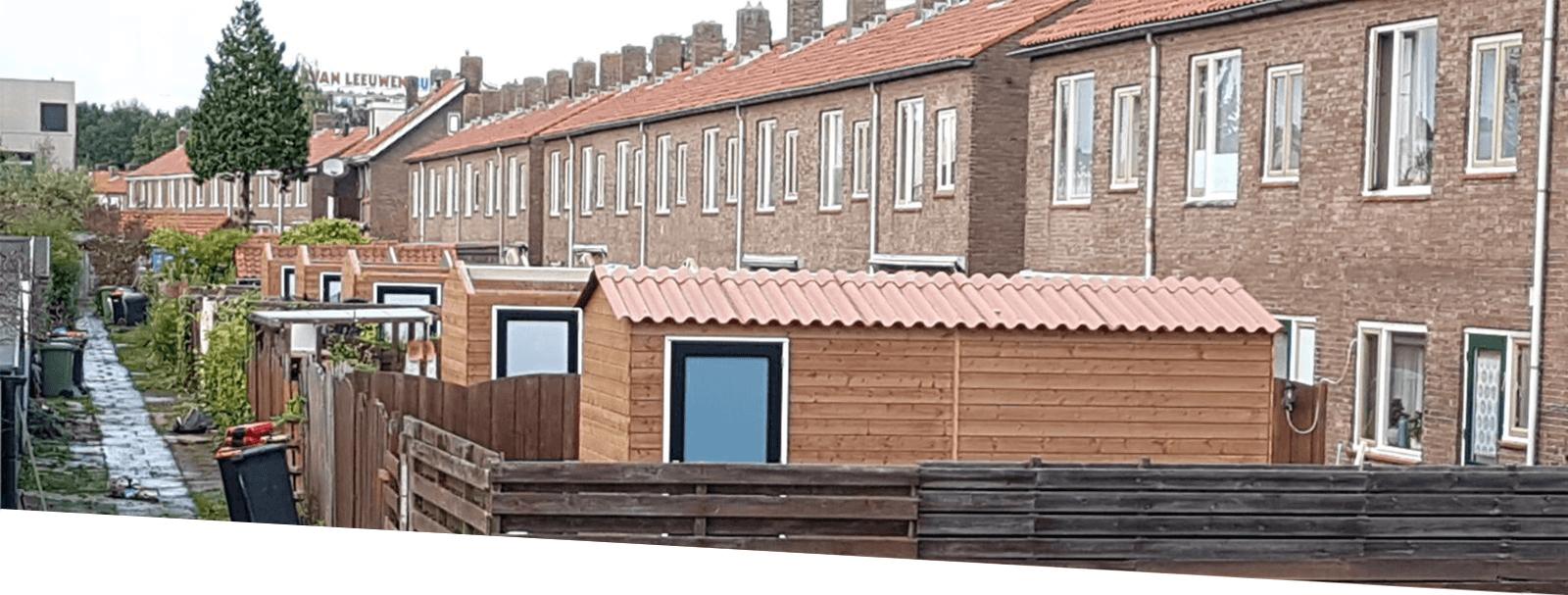 Houtrib Bouw - Aannemer voor bouw, verbouw en renovatie